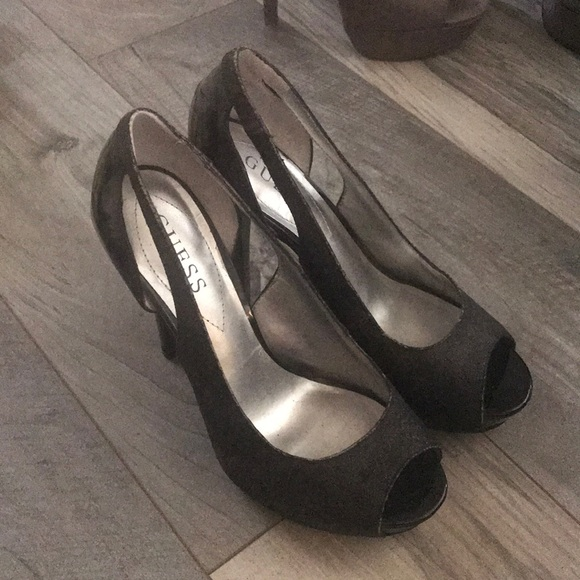 Guess Shoes - Guess high heels